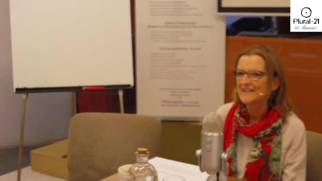 Carme Huertas (filóloga y escritora): Ingeniería lingüística en el discurso público.