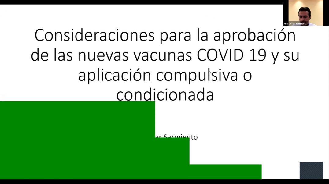 Foro sobre VACUNAS - Medicos por la Verdad Perú