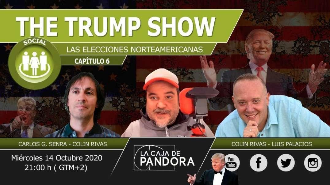 THE TRUMP SHOW con Colin Rivas, Carlos G. Senra y Luis Palacios