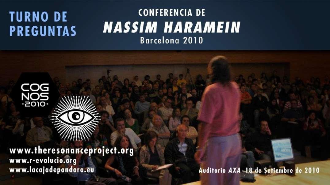Nassim Haramein - ( Turno de preguntas) Conferencia completa en Barcelona 2010 (720p_25fps_H264-192k