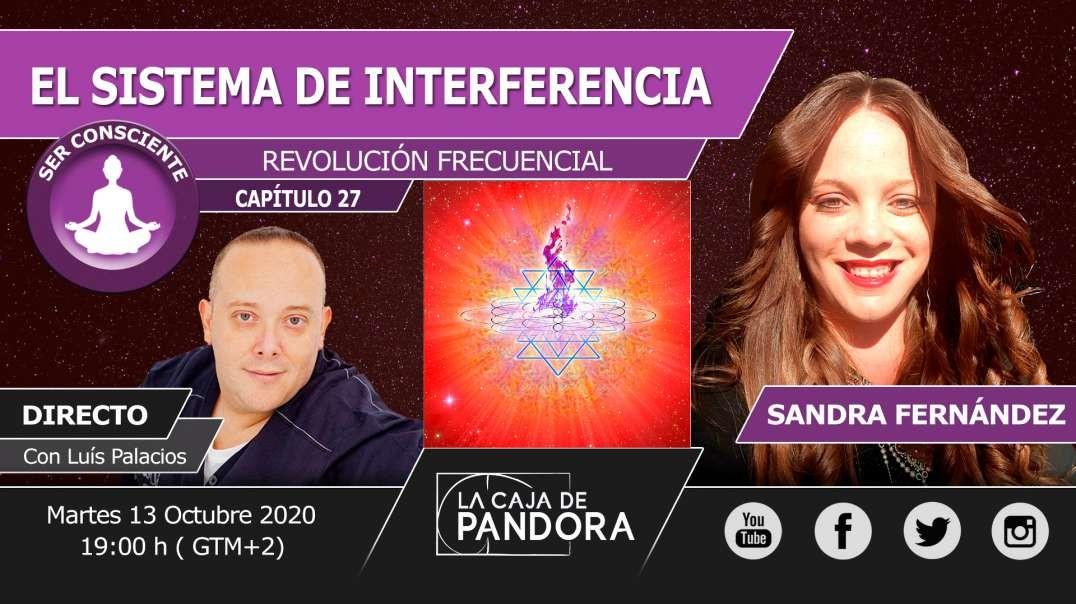 EL SISTEMA DE INTERFERENCIA con Sandra Fer