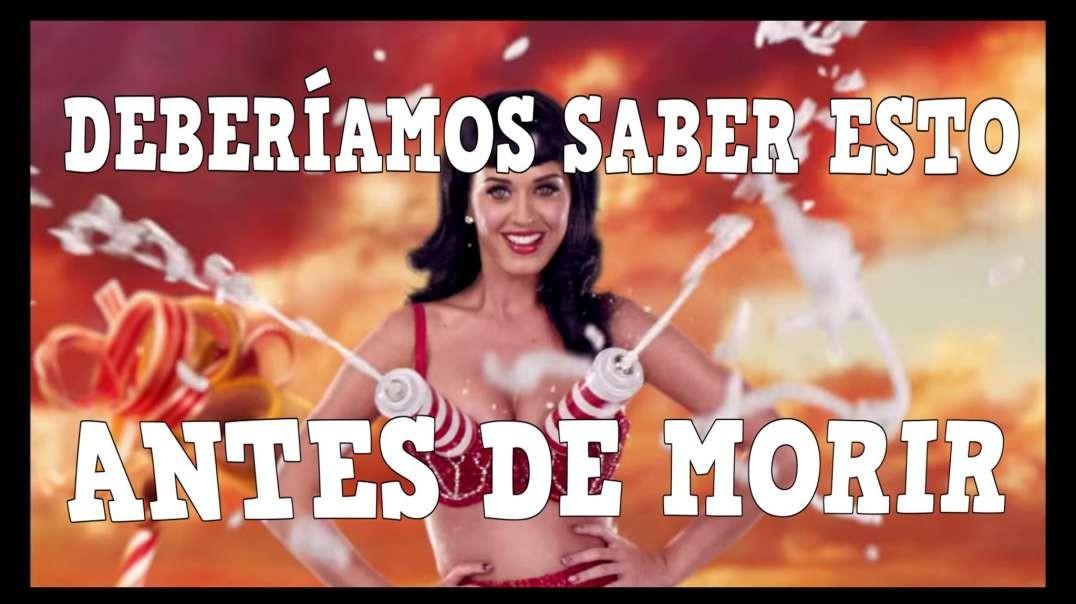 DEBERÍAMOS SABER ESTO, ANTES DE MORIR
