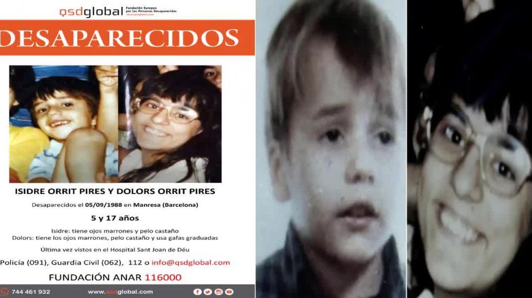 Desaparecidos Nunca Olvidados- Caso Orrit Pires (Entrevista Con Mari Carme Orrit Pires)