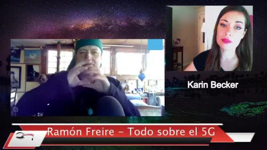 Recordamos la primera entrevista con Ramón Freire