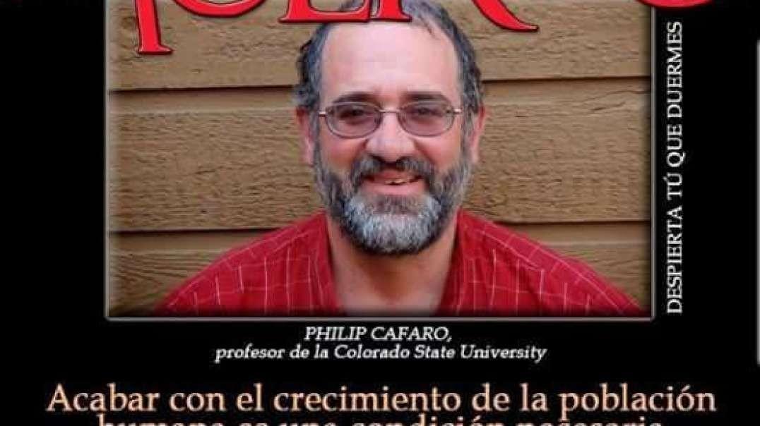 Ramón Freire - Plan Mundial Reduccion de población, comienza en Argentina y Chile