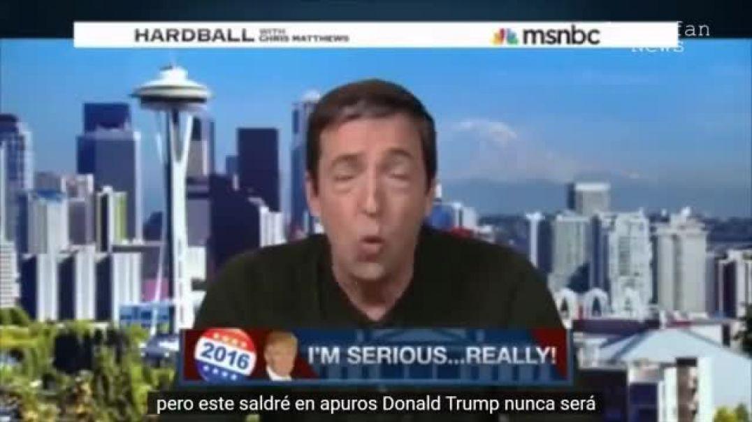 """"""" CHAYOTEROS"""" en agresiva campaña desde 2016 vs Donald Trump"""