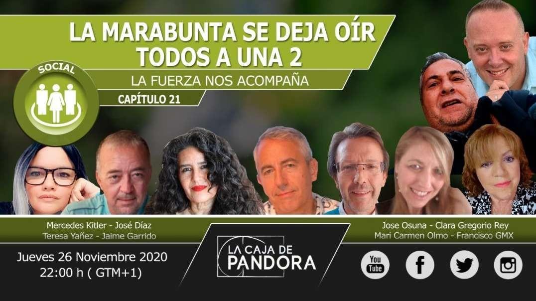 LA MARABUNTA SE DEJA OÍR - Todos a una 2 con Jaime Garrido y el equipo del 99% (1080p_30fps_H264-128