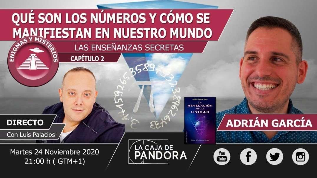 QUÉ SON LOS NÚMEROS Y CÓMO SE MANIFIESTAN EN NUESTRO MUNDO con Adrián García (1080p_30fps_H264-128kb