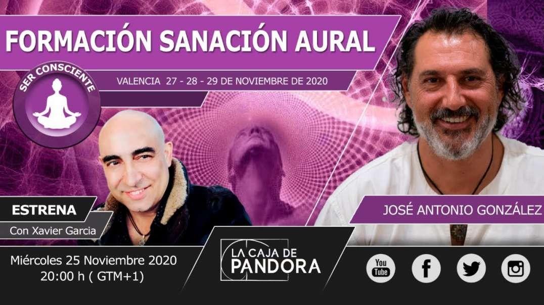 Formación Sanación Aural con Jose Antonio González Calderón