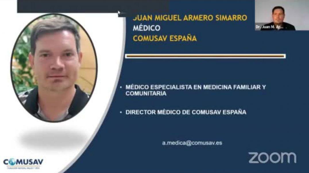 Dr, Juan Miguel Armero nos cuenta el estado del Dioxido de Cloro en España y en el mundo . BRUTAL !!