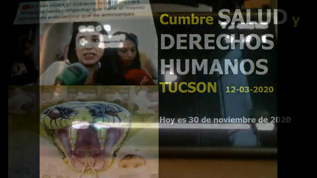 Cumbre SALUD y DERECHOS HUMANOS TUCSON