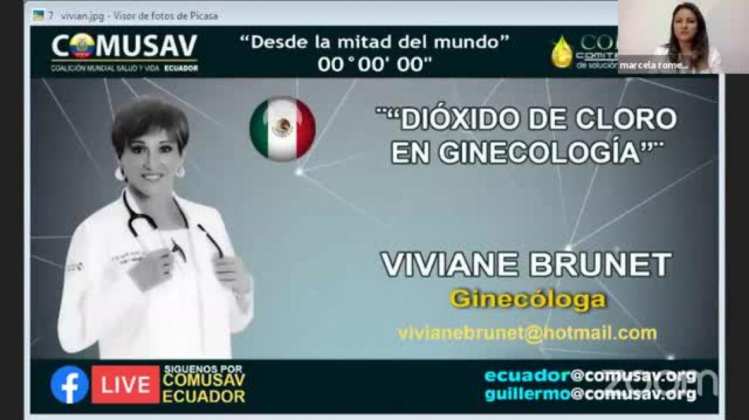 Dióxido de cloro en ginecología