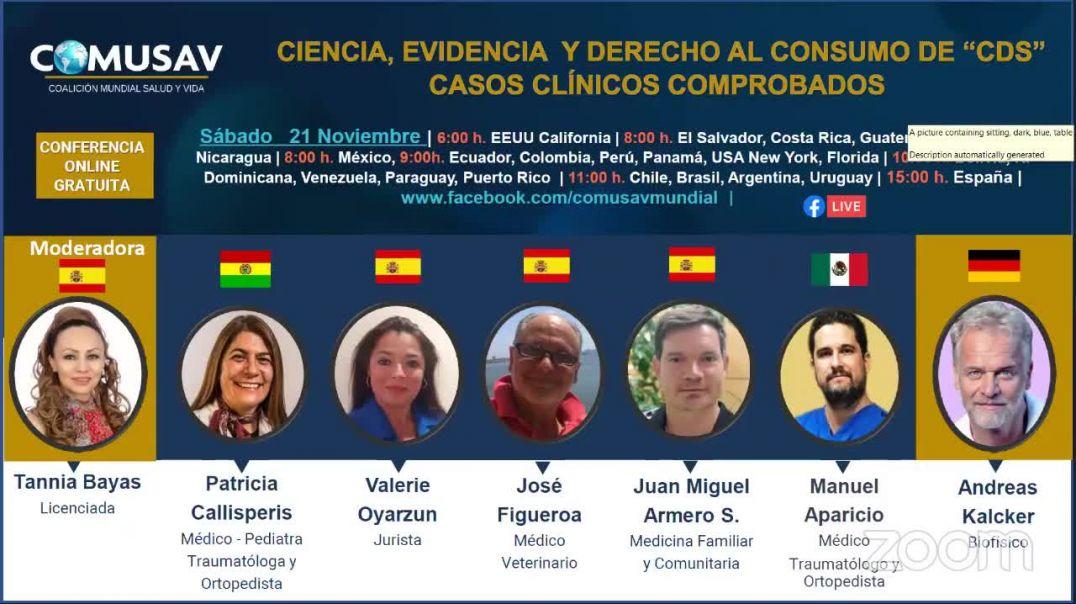 Conferencia COMUSAV 21 de noviembre