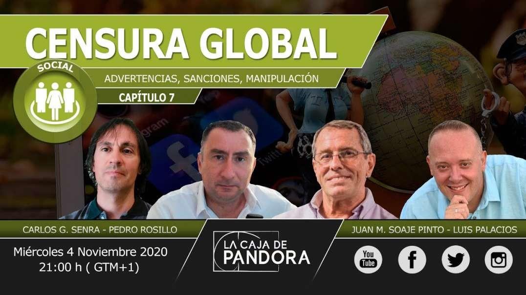 CENSURA GLOBAL - Juan Manuel Soaje Pinto, Pedro Rosillo, Carlos Senra, Luis Palacios (720p_30fps_H26