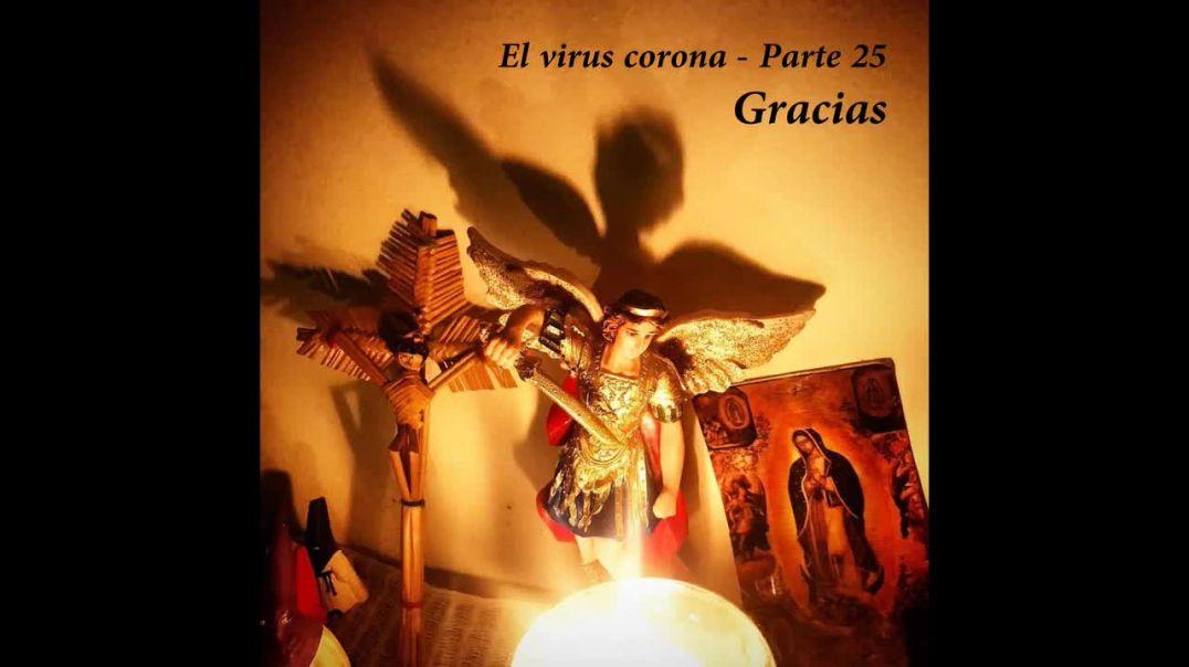 El virus corona - Parte 25 - Gracias