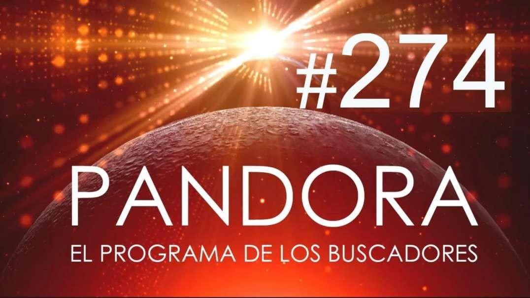 PANDORA #274: EL DESPERTAR. Tertulia con Sara Urkizu, María Pazos y Enrique Monis.