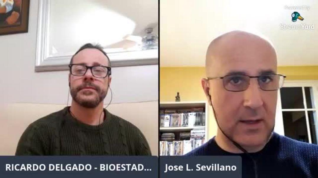 Dr Sevillano: EL COVID NO LO CAUSA UN VIRUS, es RADIACIÓN ELECTROMAGNETICA