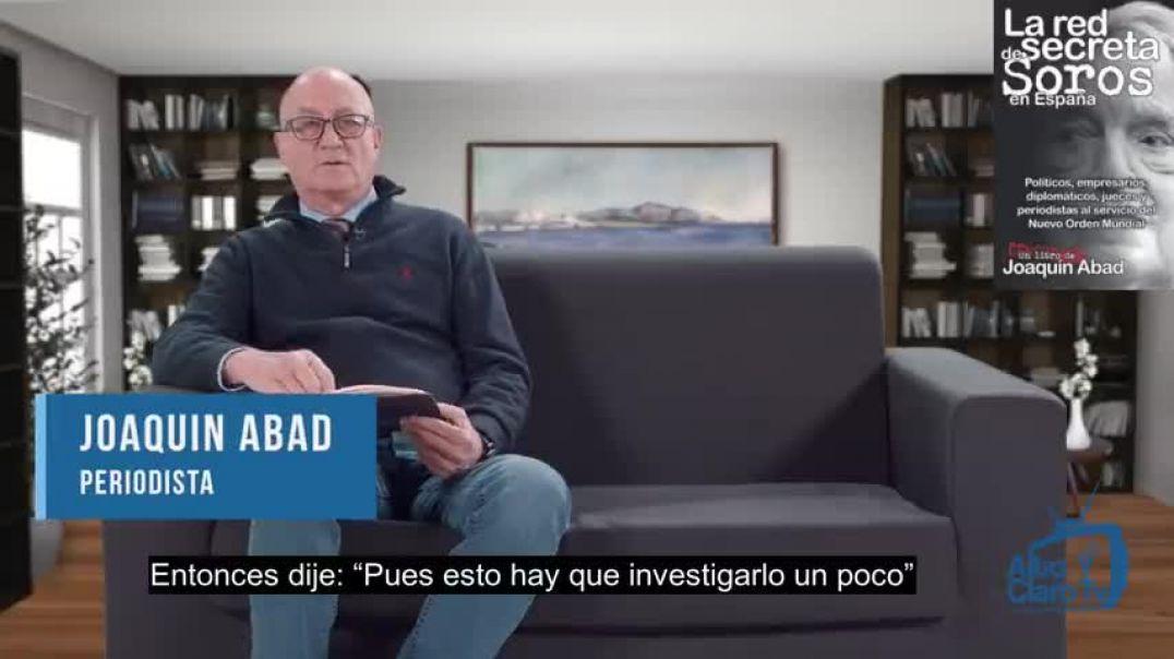 La red secreta de Soros en España.