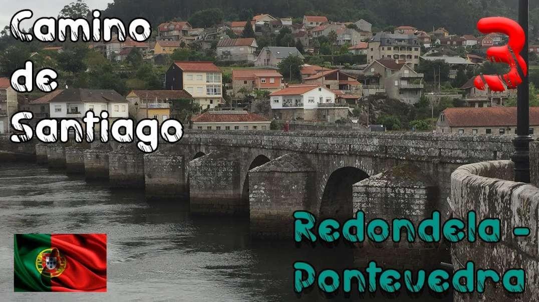 Tercera etapa del Camino de Santiago Portugués - 2018