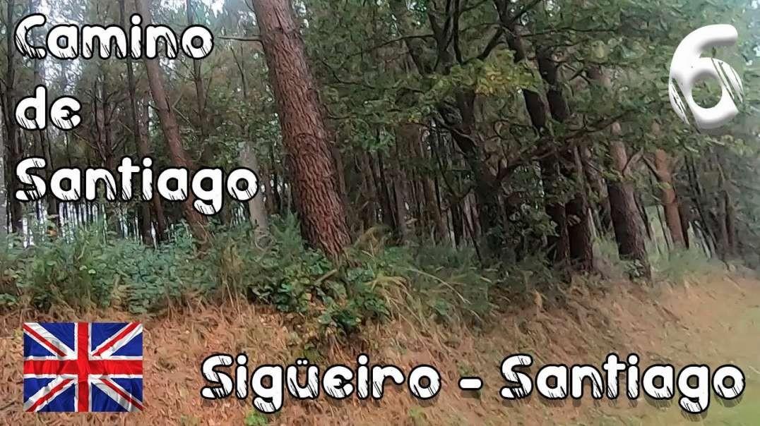 SEXTA ETAPA CAMINO DE SANTIAGO INGLÉS - 2019