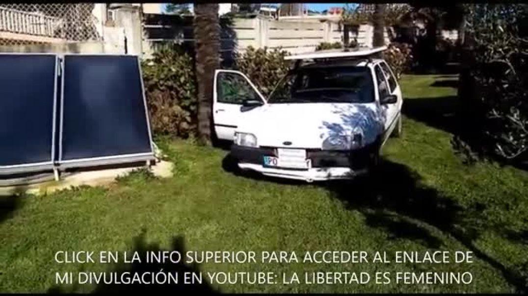 Energia libre Dedica CARLOS de EKOHUERTA