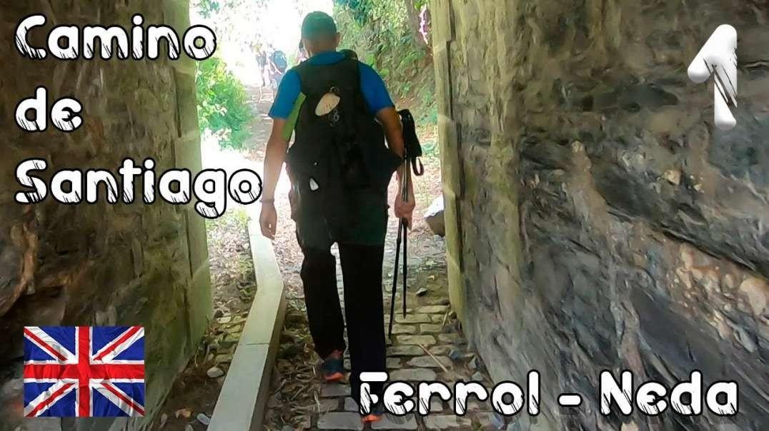 PRIMERA ETAPA CAMINO DE SANTIAGO INGLÉS - 2019