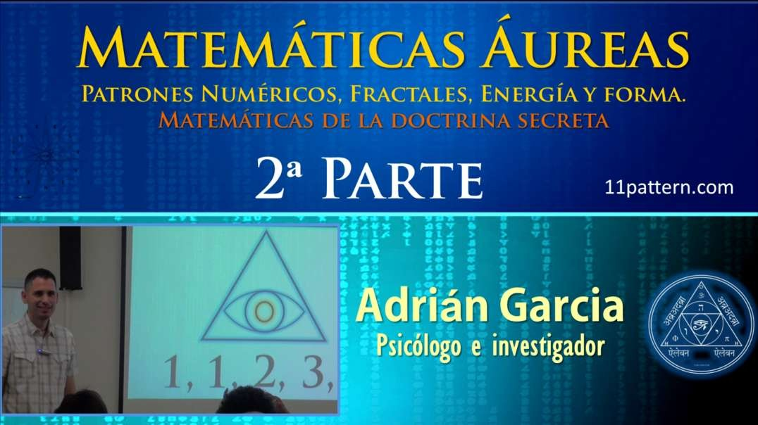 FORMACIÓN MATEMÁTICAS ÁUREAS 2ª Parte - Adrián García