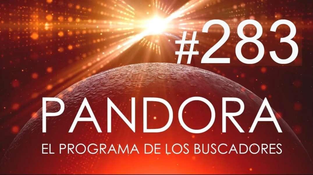 #PANDORA283: EL MUNDO DE LAS POSIBILIDADES. Con David del Rosario y Sergi Torres.