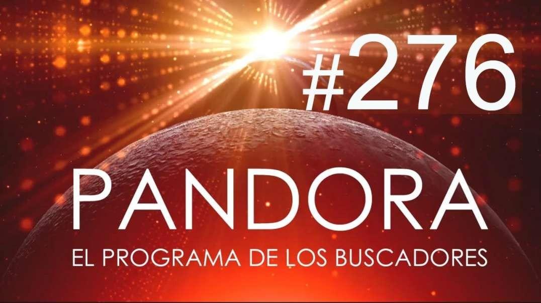 PANDORA #276: Activa Tu Poder Milagroso, con MARÍA PAZOS - Predicciones de la Era de Acuario