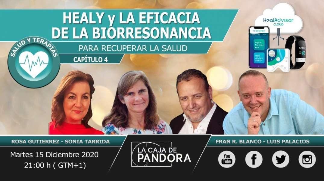 HEALY y LA EFICACIA DE LA BIORRESONANCIA PARA RECUPERAR LA SALUD, Fran, Rosa, Sonia
