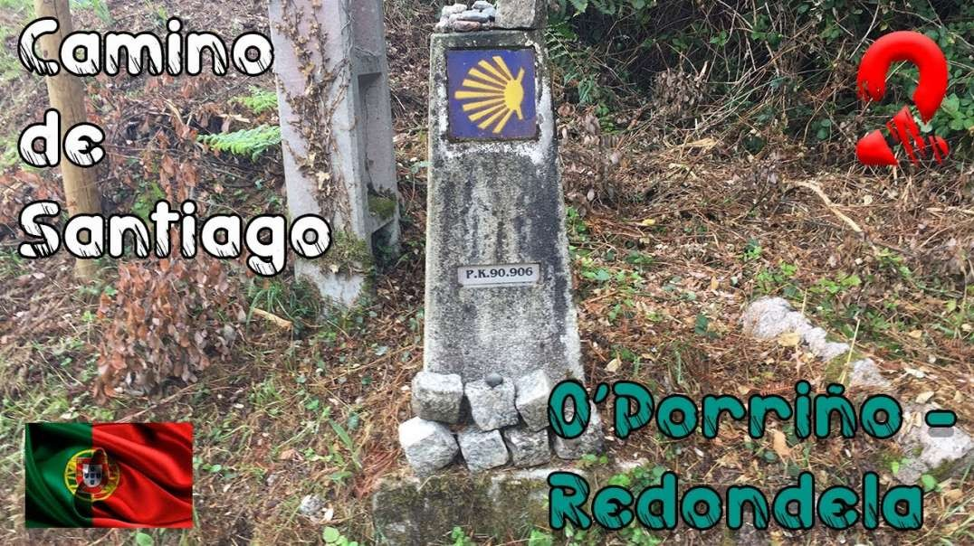 Segunda etapa del Camino de Santiago Portugués - 2018