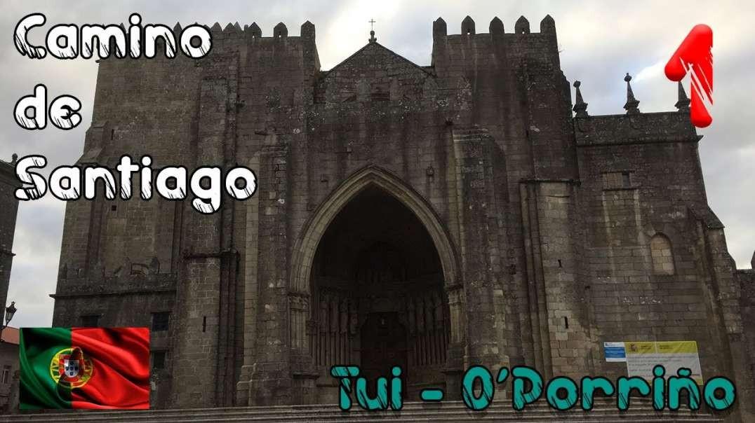 Primera etapa del Camino de Santiago Portugués - 2018