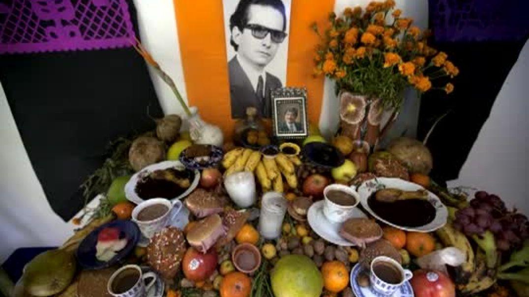 Volviendo a casa - Dia de Muertos en Oaxaca