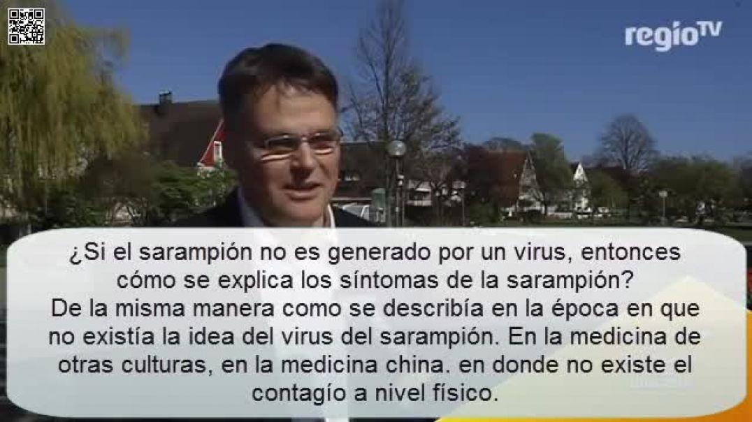 3 Stefan Lanka - Virus del sarampión no existe - Parte 3