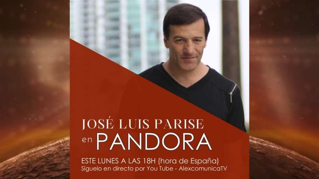 PANDORA #272: Entrevista a JOSÉ LUÍS PARISE