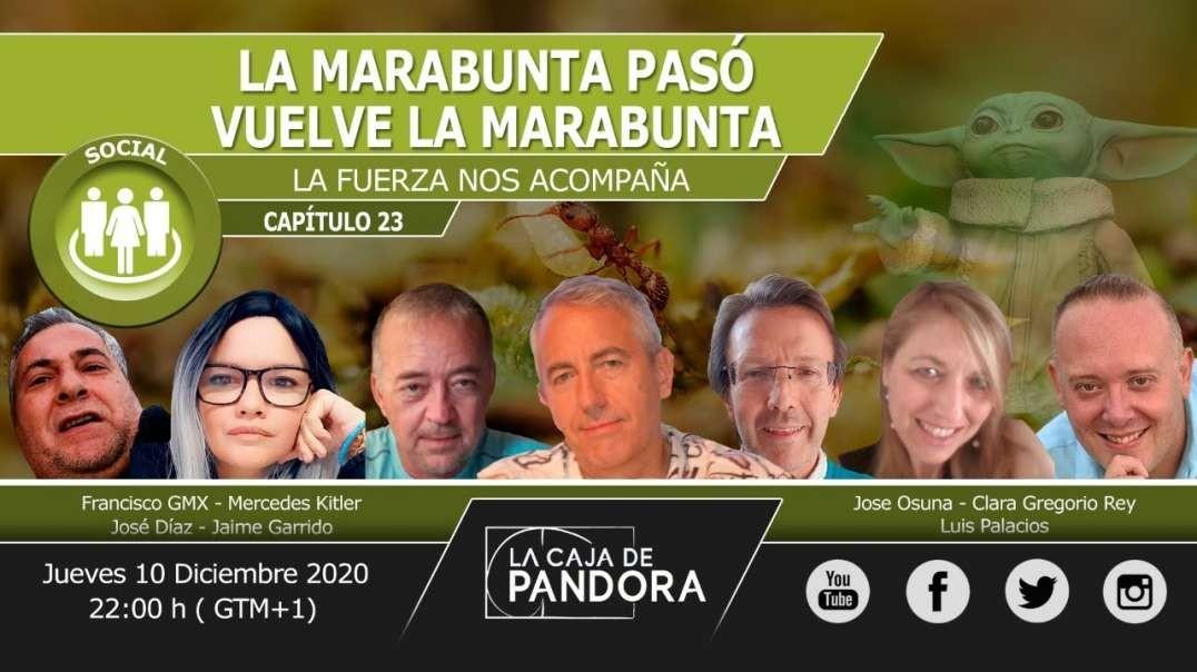La Marabunta pasó. Vuelve la Marabunta con Jaime Garrido y el equipo del 99%