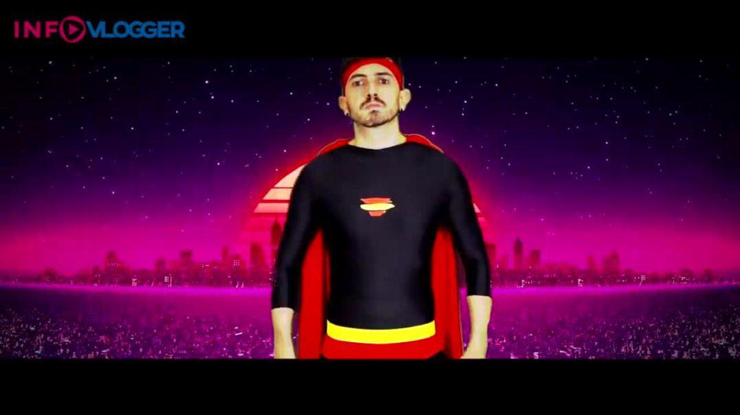 SUPER FACHAS HEROES _ InfoVlogger ft. Team Facha 2020