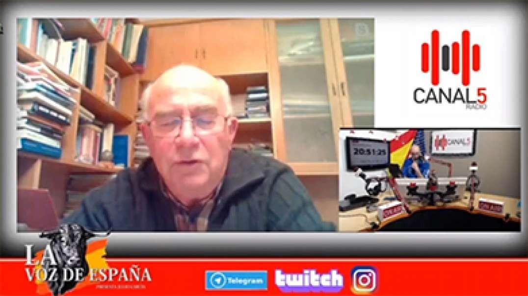 Josep Pâmies, entrevista en Canal 5 Rádio (11-12-20)