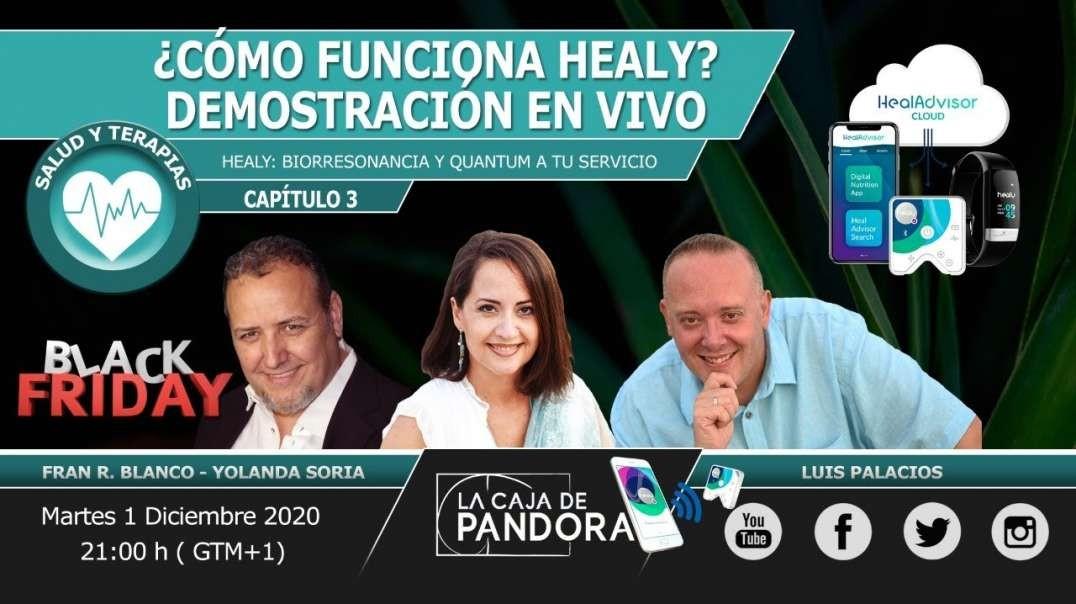 ¿CÓMO FUNCIONA HEALY_, DEMOSTRACIÓN EN VIVO - Fran R