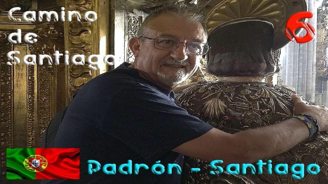 Sexta etapa del Camino de Santiago Portugués - 2018