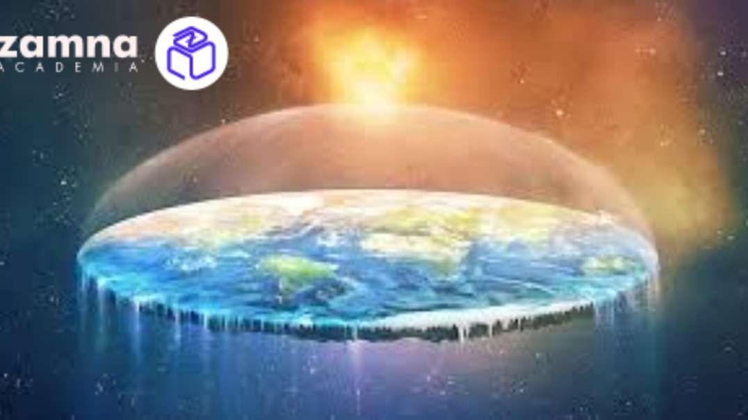 El muro de hielo existe - la tierra es plana y esta rodeada de hielo.