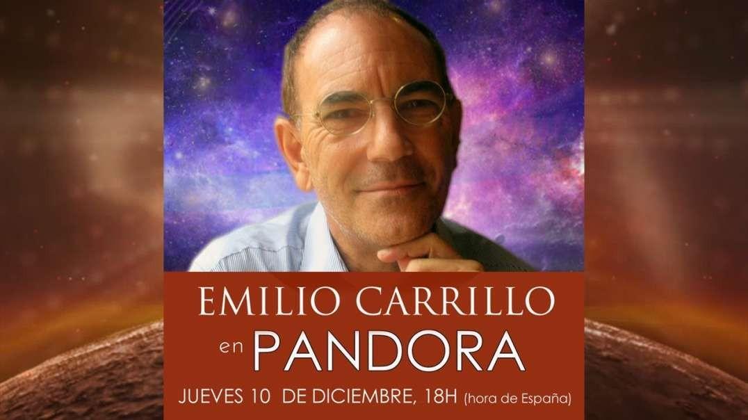 PANDORA #279: Entrevista a EMILIO CARRILLO