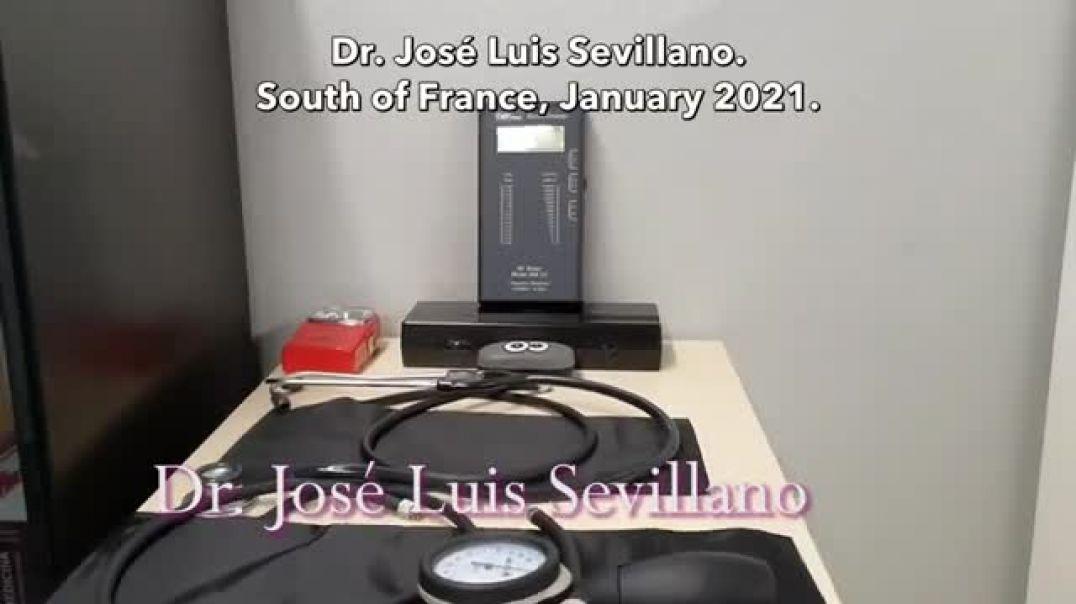 JOSE L SEVILLANO COVID Y ANTENAS DE TELEFONIA