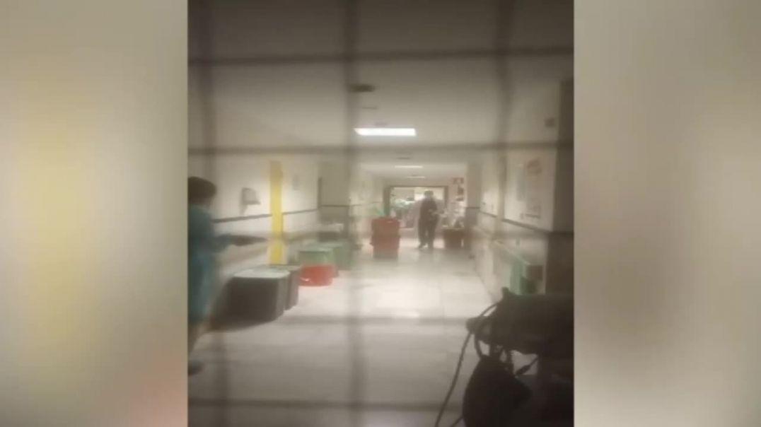 BOMBAAA!!: GRABAMOS LAS UCI´S DEL HOSPITAL GREGORIO MARAÑON EN MADRID | NOS ESTÁN ENGAÑANDO