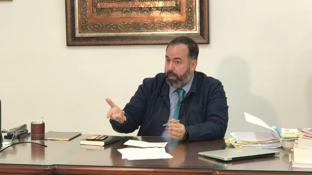 ⛔Avance entrevista censurada no emitida a Sergio Cebolla