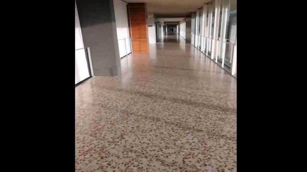 MÁS HOSPITALES VACÍOS | HOSPITAL DE BELLVITGE, 29 DE ENERO DE 2.021