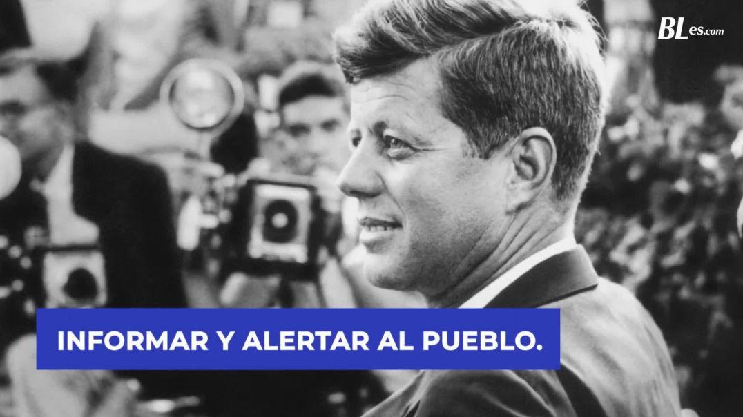 La ADVERTENCIA de JFK que RESUENA HASTA HOY