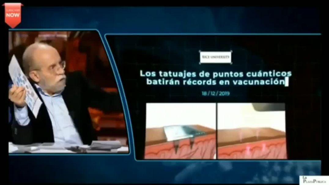 LAS VACUNAS SEGÚN ENRIQUE DE VICENTE, EN EL PROGRAMA DE IKER JIMÉNEZ