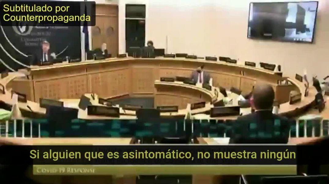 BOOOMBAAA!!: LA MENTIRA OFICIAL DEL COVID19 VE LA LUZ EN EL PARLAMENTO IRLANDÉS