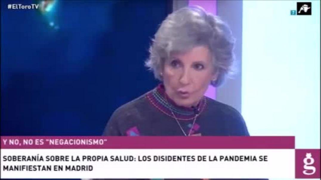 INTERVENCIÓN DE LA DRA. ALBARRACÍN EN TV (Coronavirus). 22-01-2020.